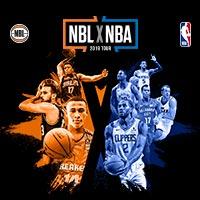 NBL x NBA 2019 TOUR