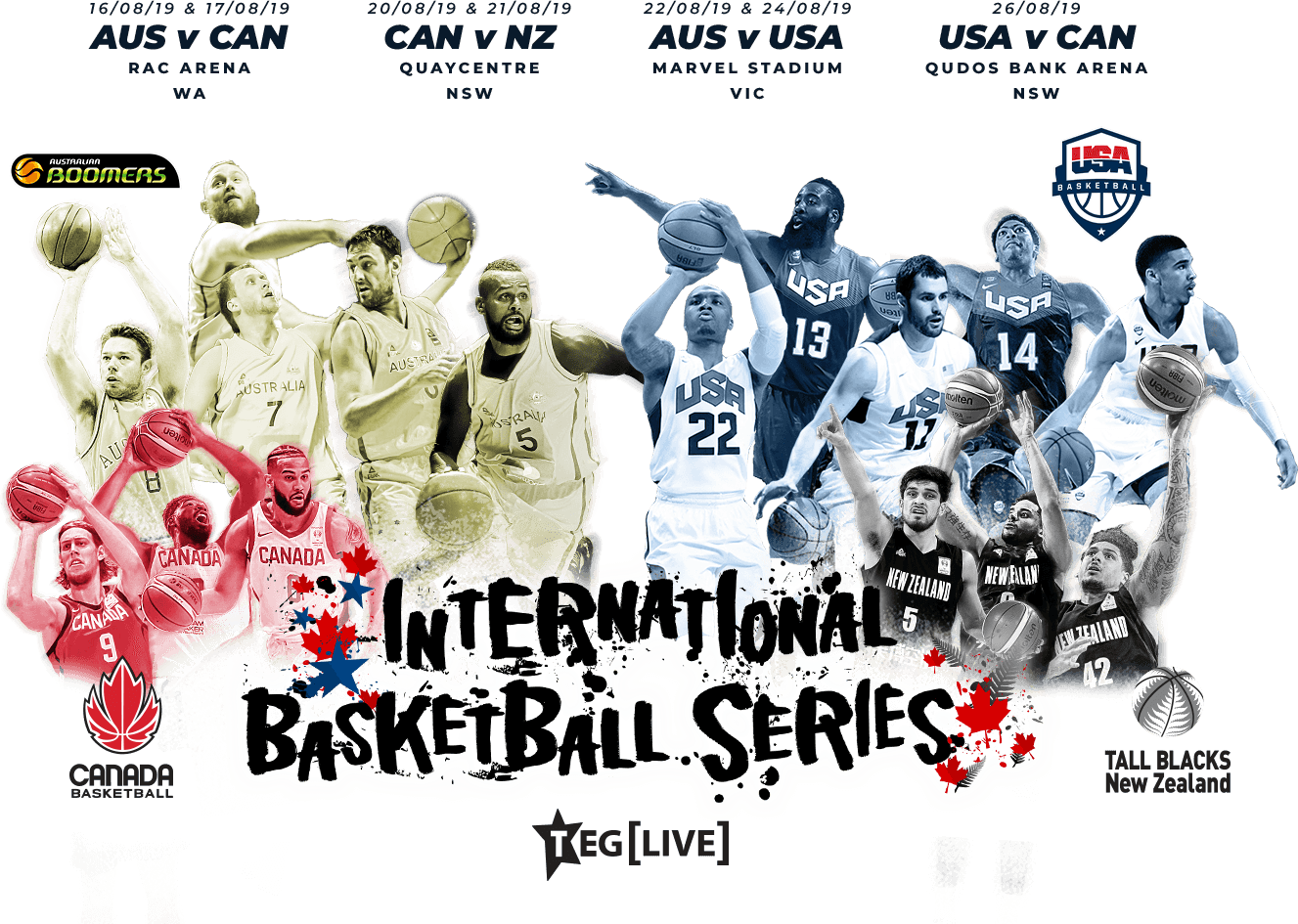 Win the Ultimate NBL Experience for Your Store