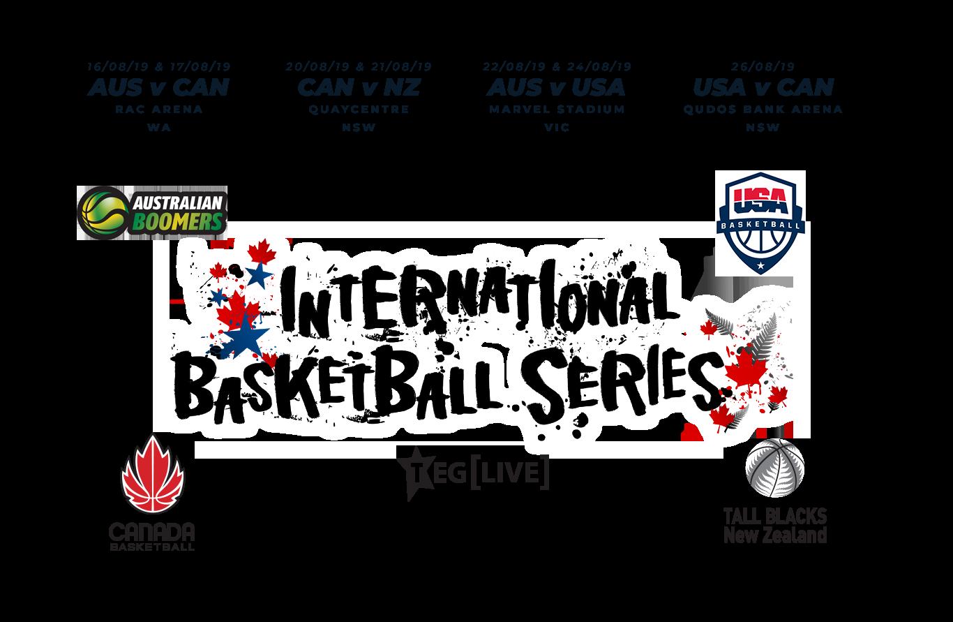 International Basketball Series